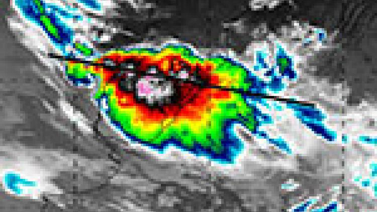 Connection between low-level jet and heavy precipitation over South Brazil