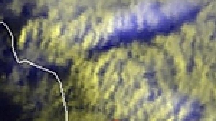 Using Multi-sensor Precipitation Estimates (MPE) for convective event in Georgia