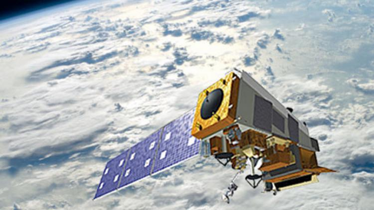 NOAA-20 satellite