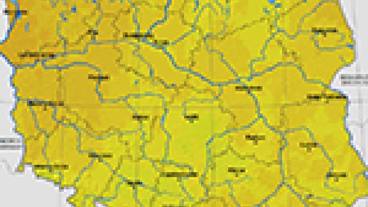 Climate atlas - Poland