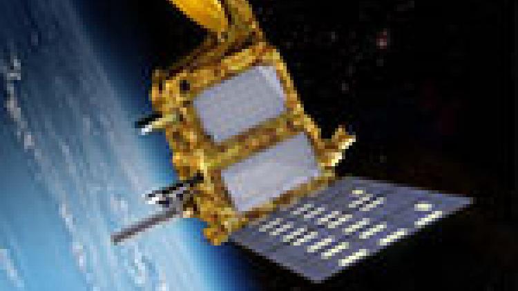 SARAL satellite