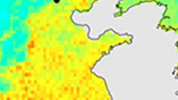 Pollution levels drop during COVID-19 lockdown