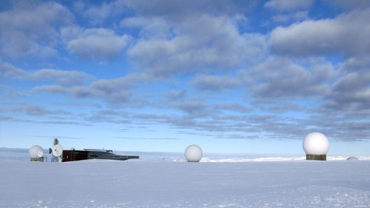 EPS Ground Station, Svalbard