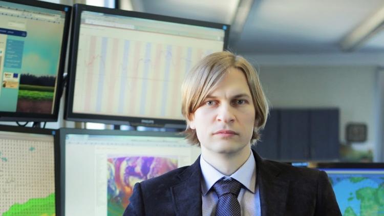 User story - Latvian Met Service