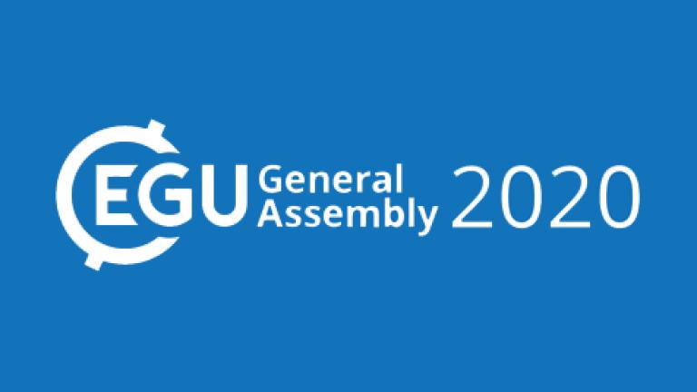 EGU blue logo
