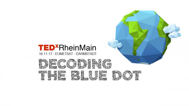 "CopernicusTEDx ""Decoding the Blue Dot"" event at EUMETSAT"