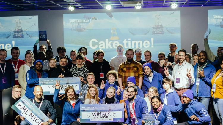 Inspiring ocean projects developed at Copernicus hackathon weekend