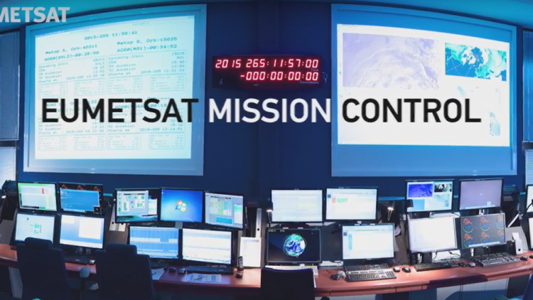 Metop-C – what happens after lift-off