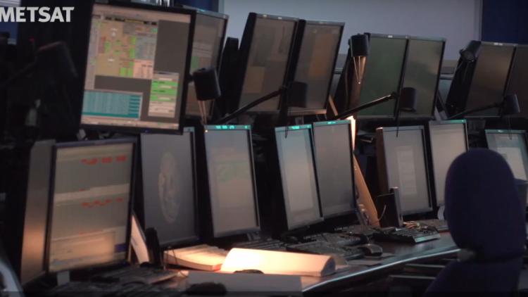 On-ground preparation for three satellites in orbit