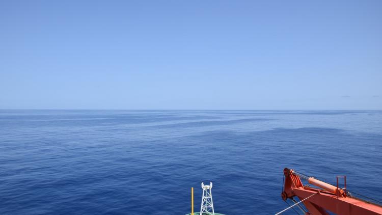 RV Polarstern, near the Canary Islands, 11 April 2017