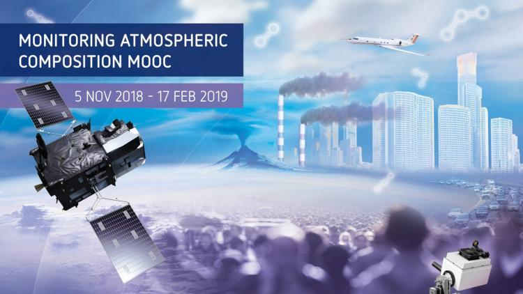 Relive the experience of the Atmosphere MOOC