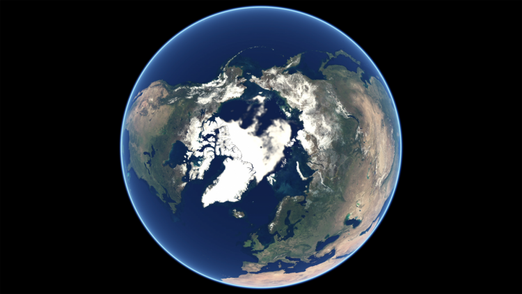 Sea ice on the move and how satellites help us track it