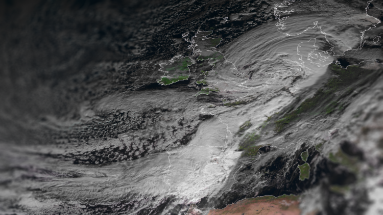 Storm Angus – the first named UK storm of autumn 2016