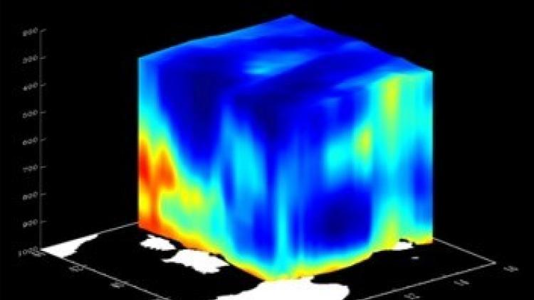 HSIR Cube