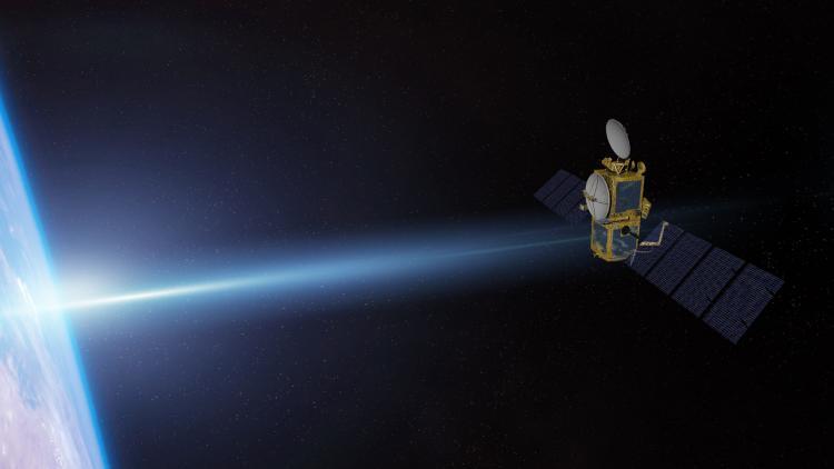 Jason-3 in orbit