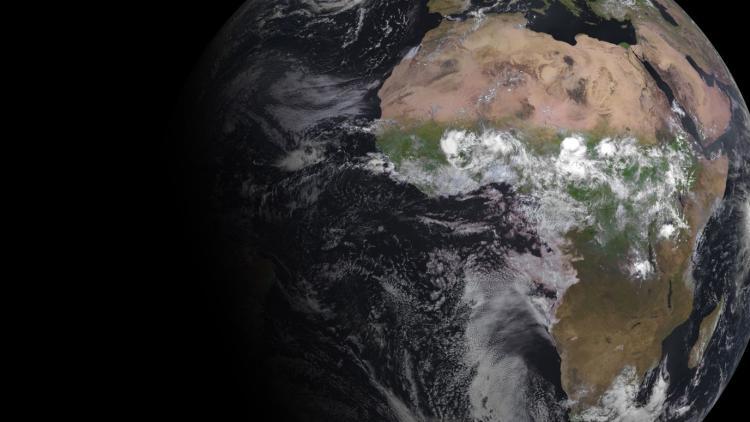 3d Africa