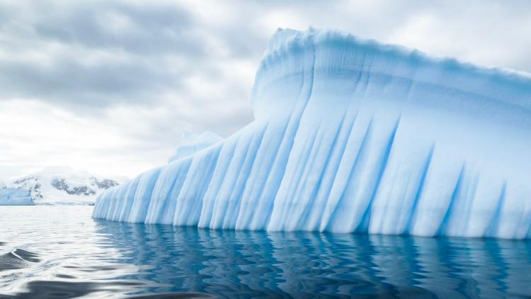 ice melting climate