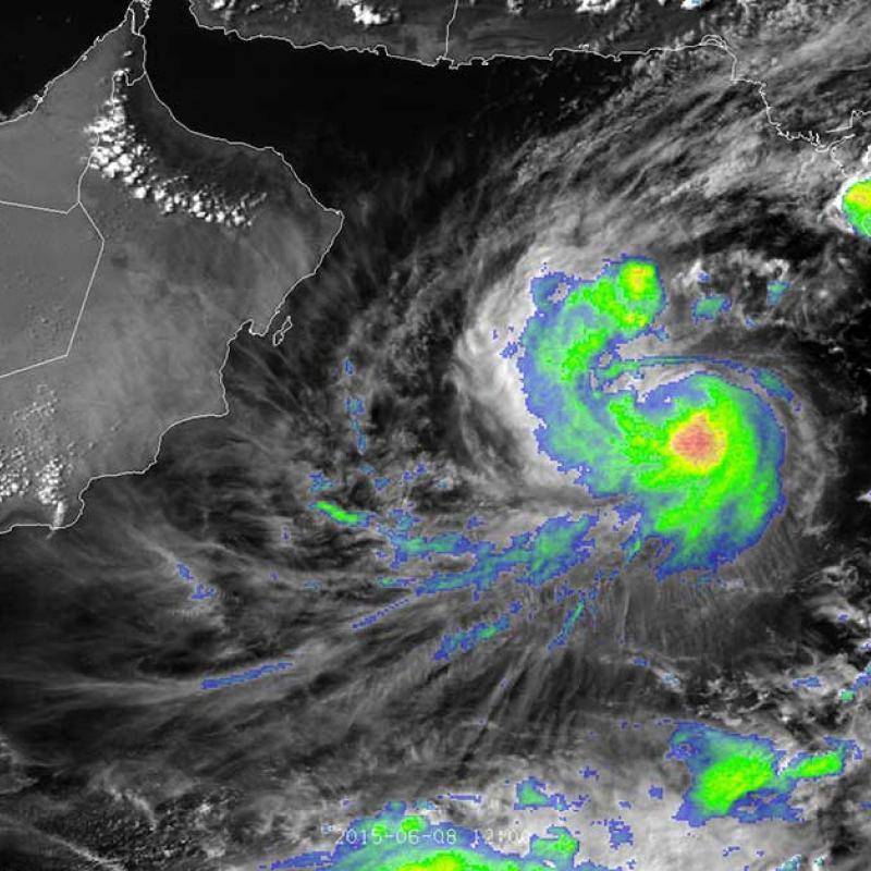 Tropical Cyclone Ashobaa