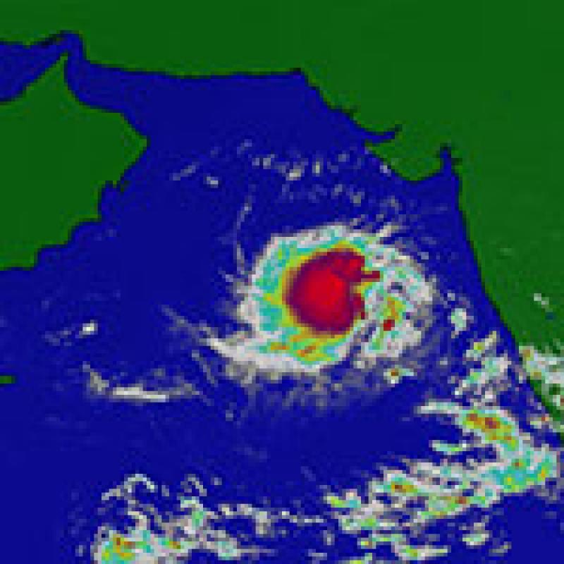 Tropical depression  in Northern Indian Ocean/Arabian Sea
