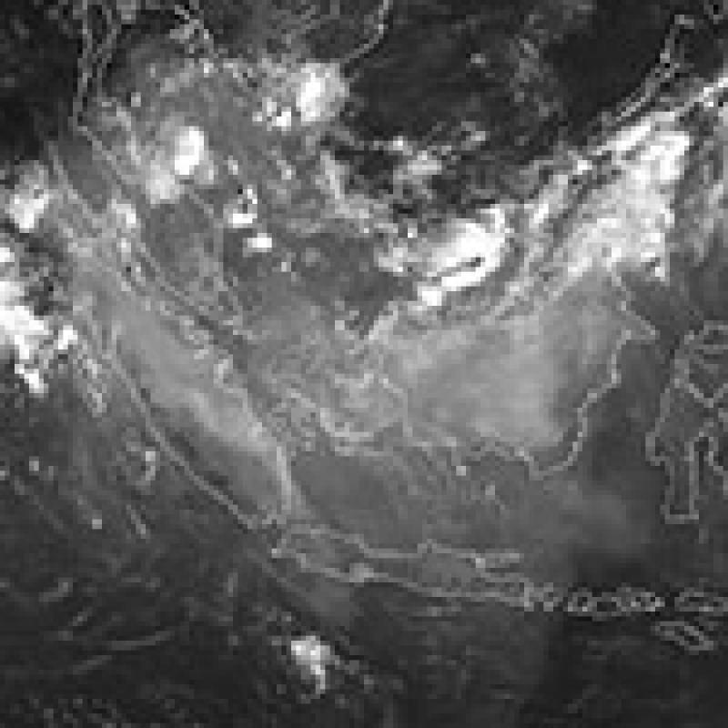 Severe haze over Asia