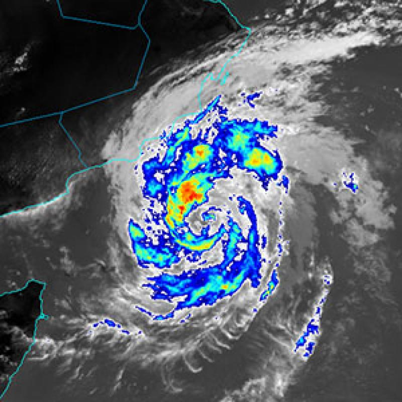 Tropical Cyclone Luban