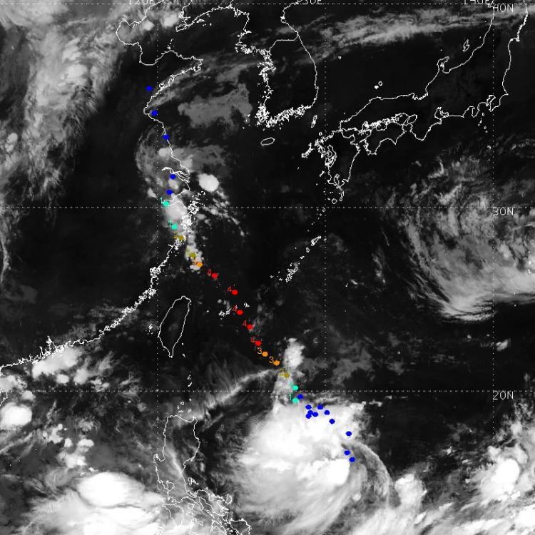 Super Typhoon Lekima