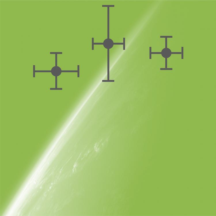 Uncertainty estimates icon