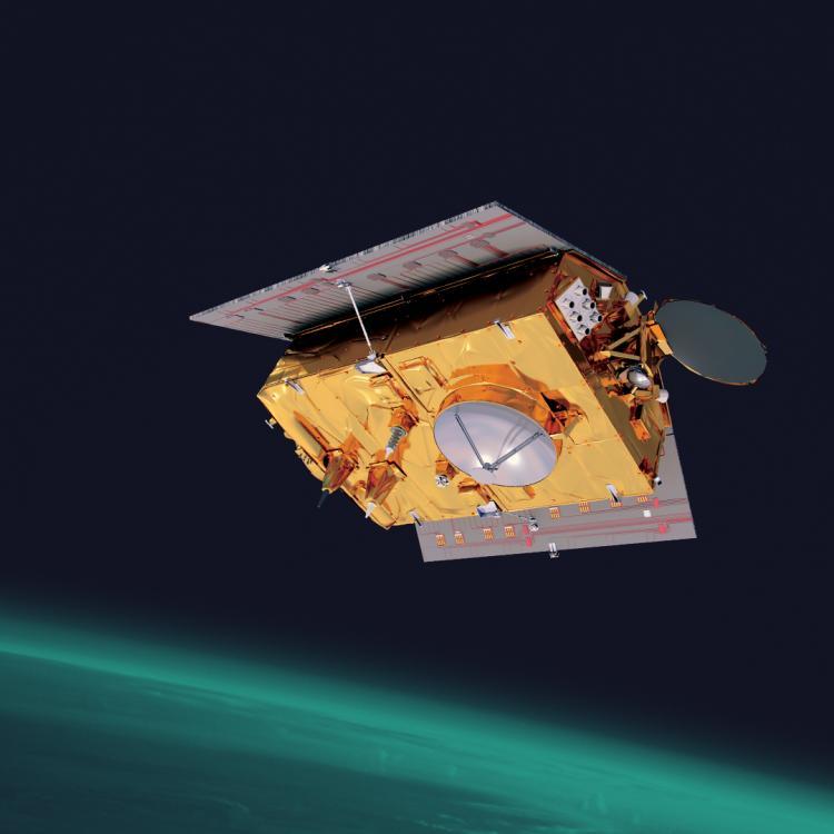 Sentinel-6 A Spot