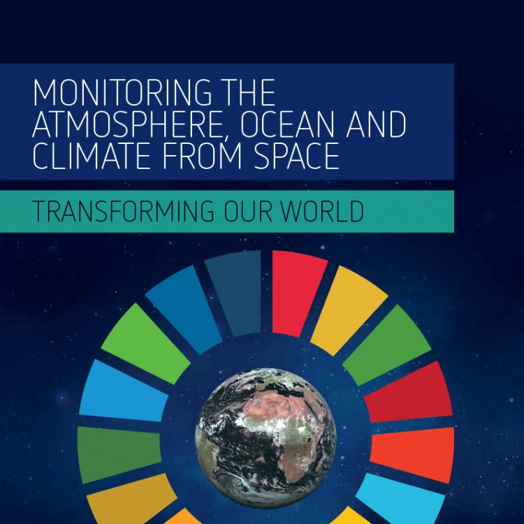 MONITORING THE ATMOSPHERE, OCEAN AND CLIMATE FROM SPACE