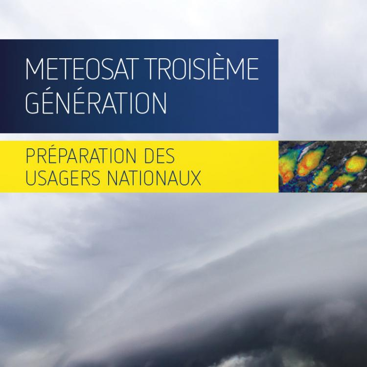 METEOSAT TROISIÈME GÉNÉRATION