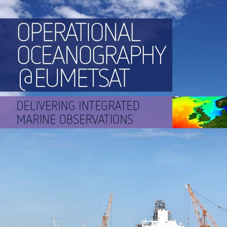 OPERATIONAL OCEANOGRAPHY EUMETSAT