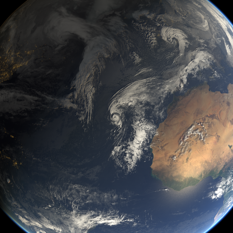 science blog satellite