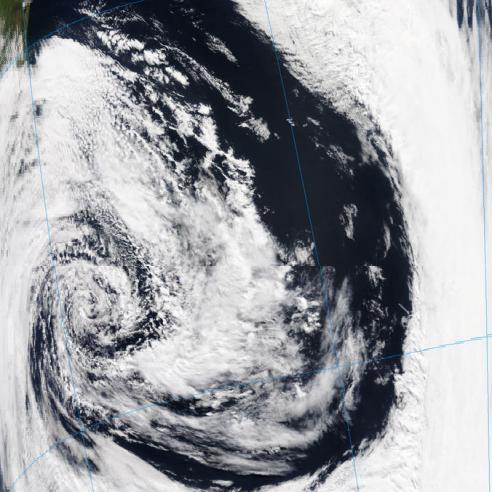 Explosive cyclogenesis in the Río de la Plata and Atlantic Ocean