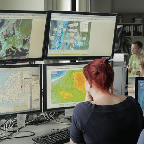 Spotlight on a User - Latvian Met Service