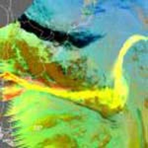 Puyehuè-Cordón Caulle Volcanic Complex eruption