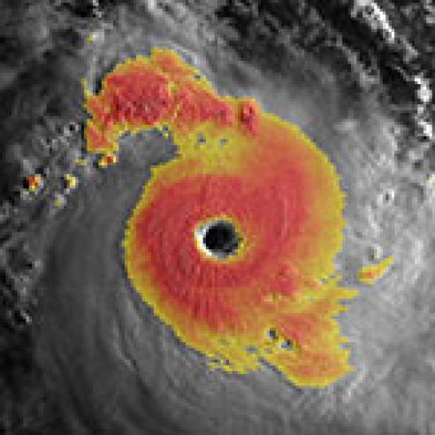 Tropical Cyclone Fantala
