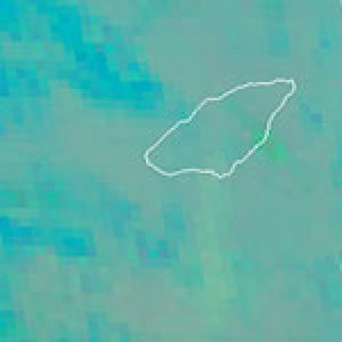 Eruption of volcano Aoba (Ambae) in Vanuatu archipelago
