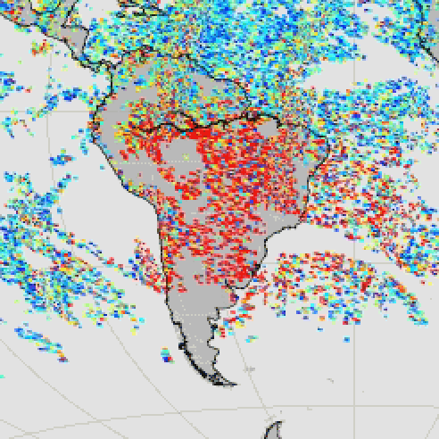 The chemical fingerprint of Amazonian fires