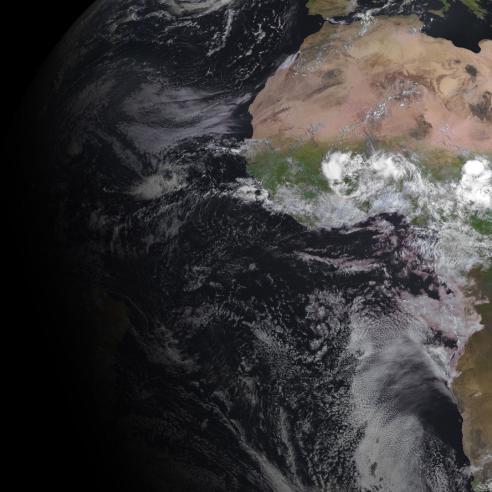 Africa A Spot
