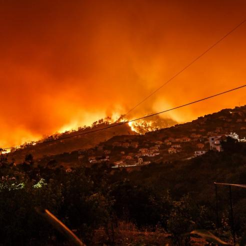 Forecasting fires – from Monchique to Mozambique and beyond