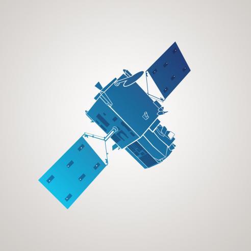 MTG-S satellite illustration