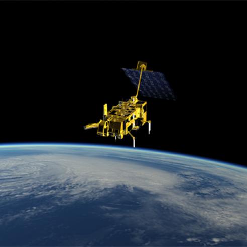 Metop in orbit