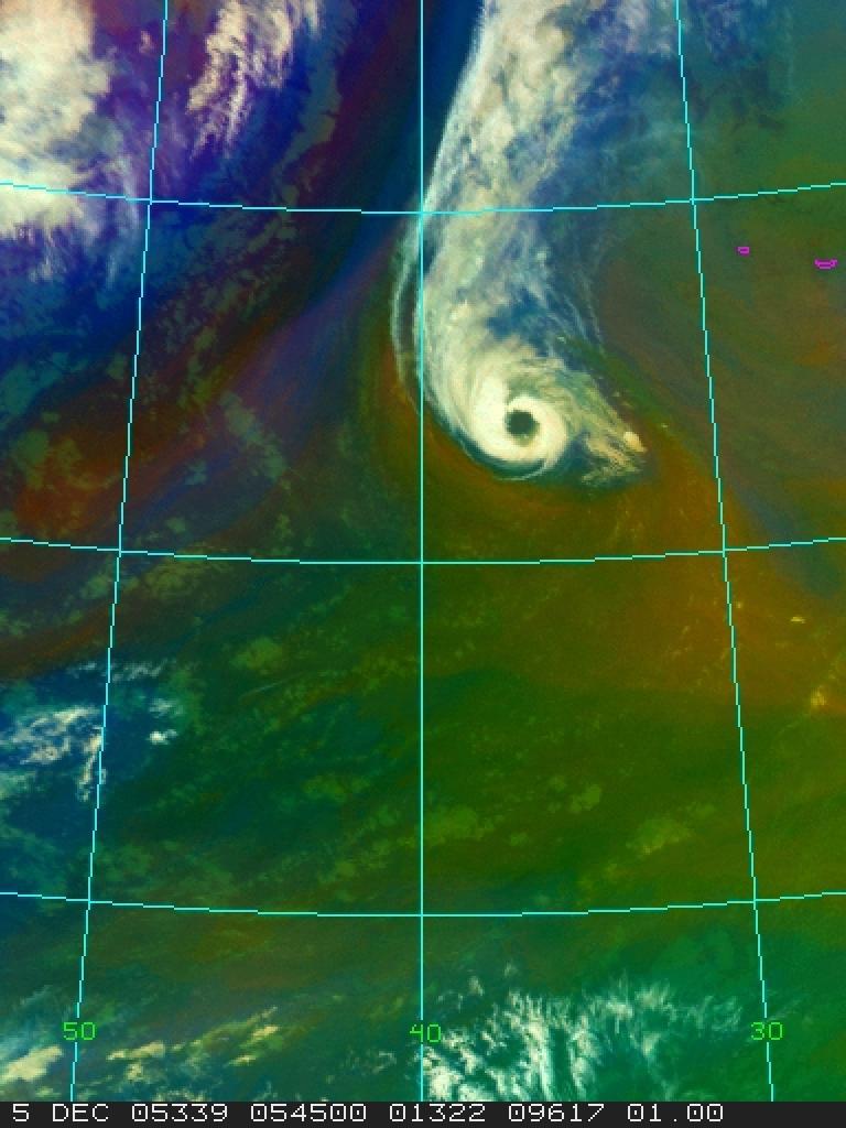 Hurricane Epsilon