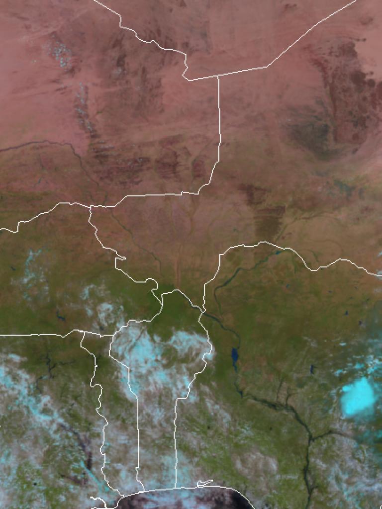 Floods in Africa