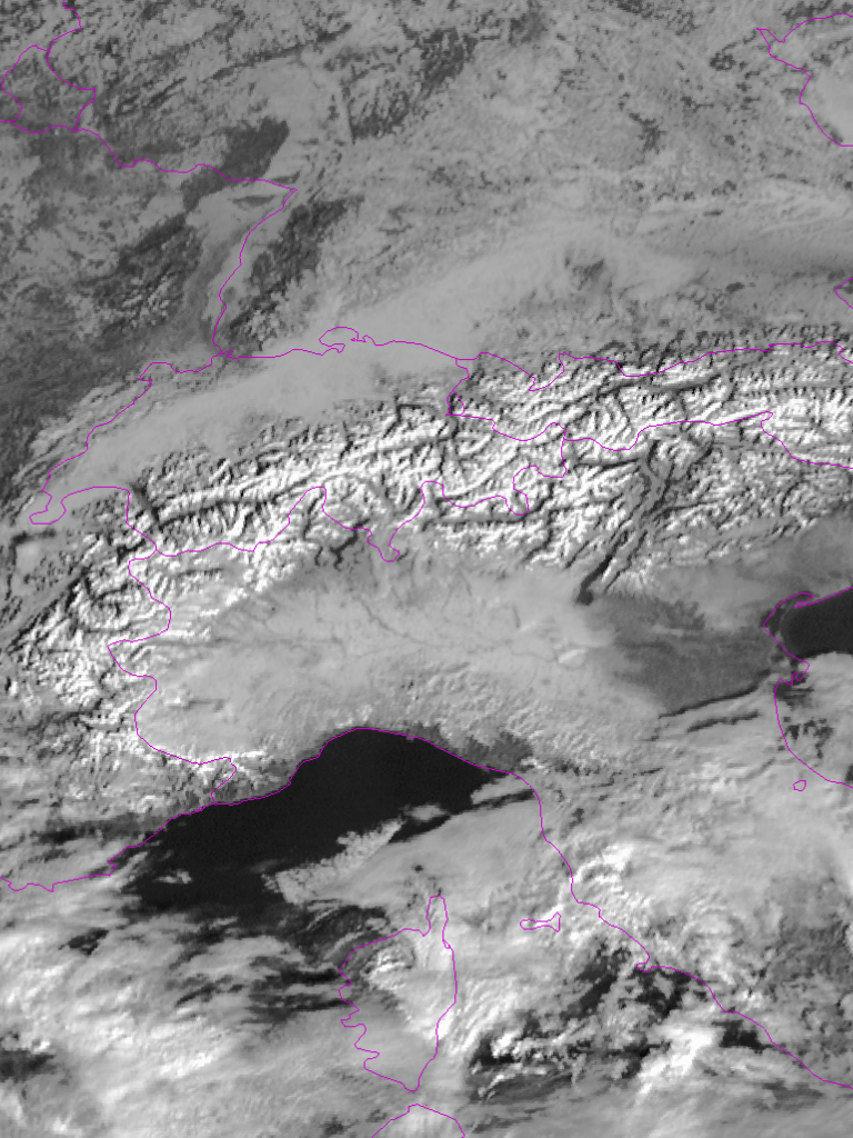 Exceptionally low temperatures and snow across Central and Western Europe