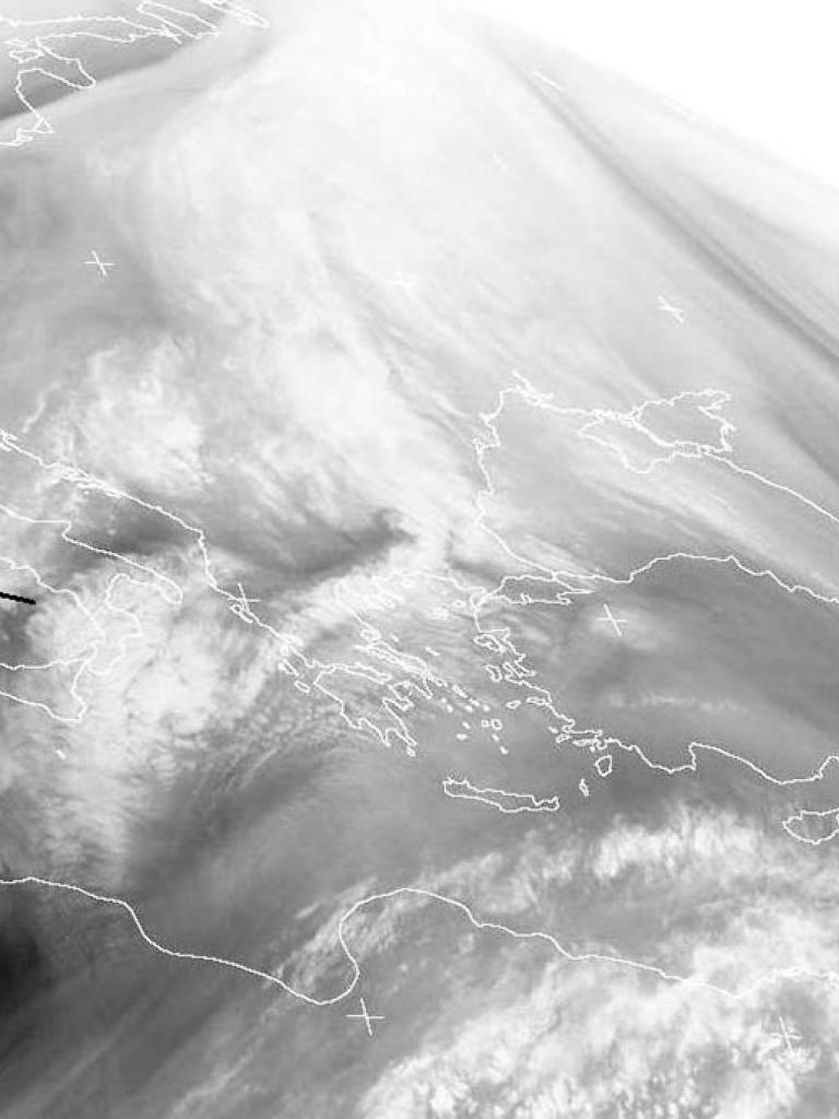 Rapid Cyclogenesis over Ionian Sea