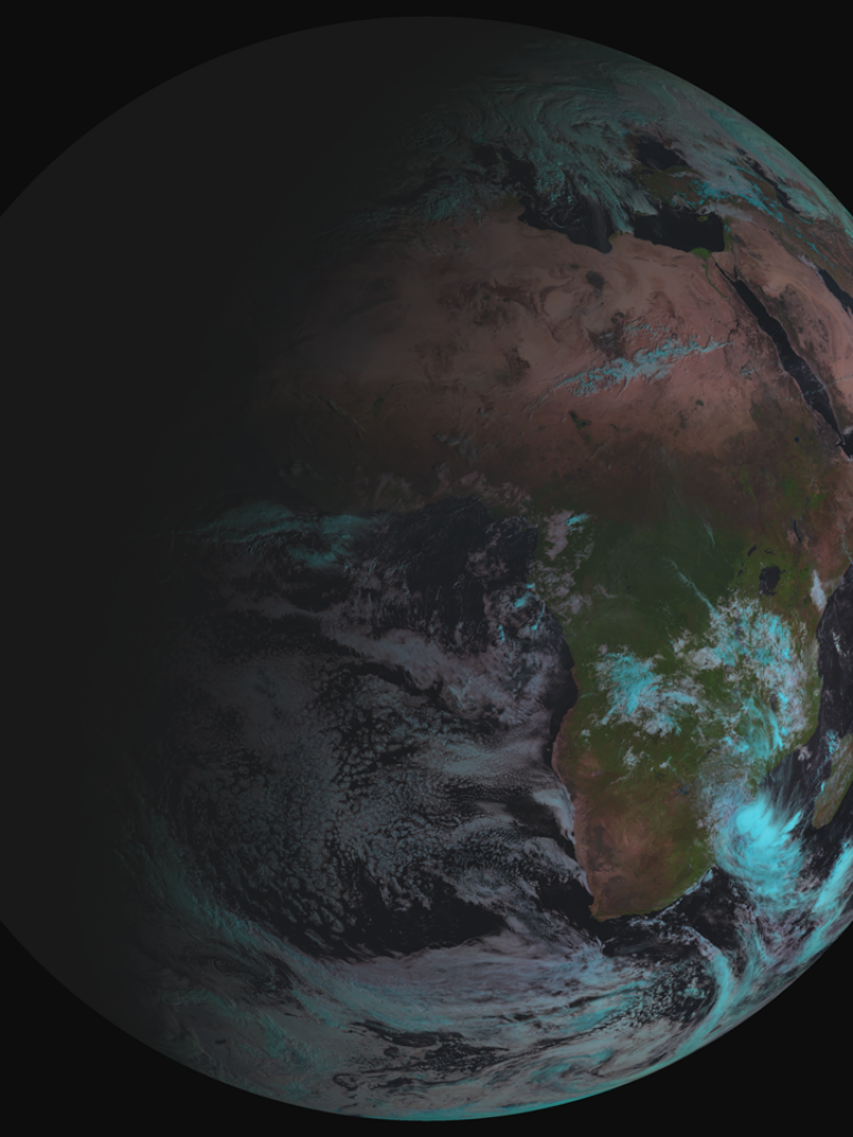 First image from operational Meteosat-10