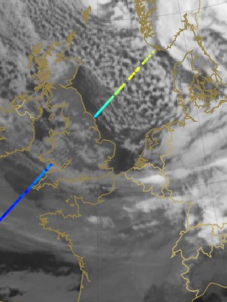 Storm Xaver batters Europe