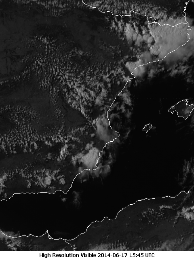 Flash floods in Murcia, Spain