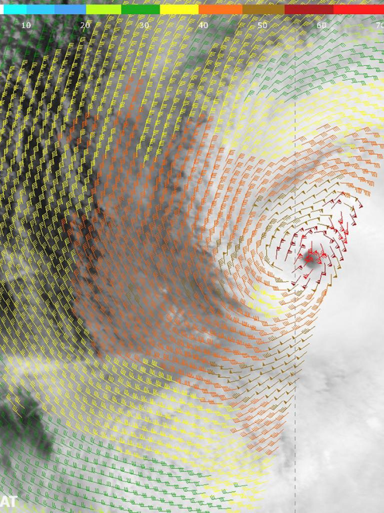 Super Typhoon Nuri